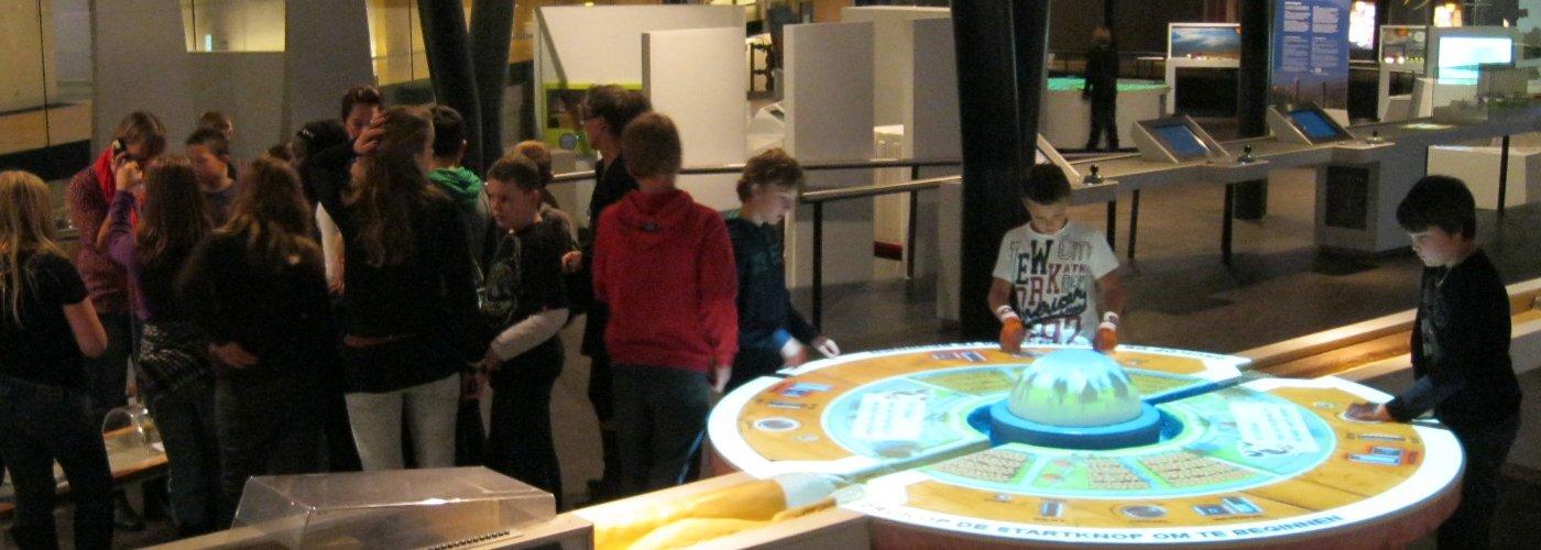 Nederlands Watermuseum steunt Water en Leven